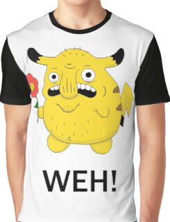 Pikachu WEH! Graphic T-Shirt
