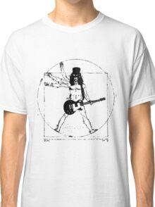 slash vitruvian man da vinci art Classic T-Shirt