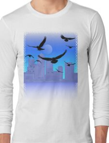 An Unkindness of Ravens Long Sleeve T-Shirt
