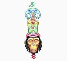 The Monkey Hat Unisex T-Shirt