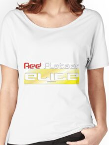 RED Platoon ELITE Women's Relaxed Fit T-Shirt