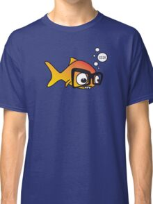 Geek Fish Classic T-Shirt