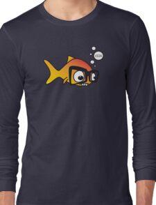 Geek Fish Long Sleeve T-Shirt