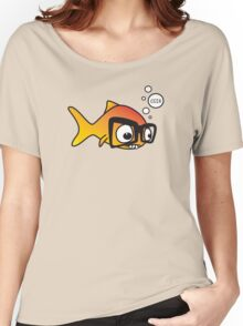 Geek Fish Women's Relaxed Fit T-Shirt