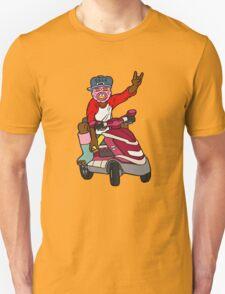 Tyler / Trouble On My Mind Unisex T-Shirt