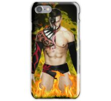 Flames of the Demon iPhone Case/Skin