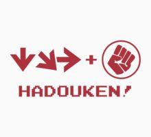 Hadouken! by qwergo