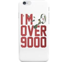 Over 9000!!! iPhone Case/Skin