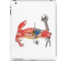 Crab-Bot iPad Case/Skin