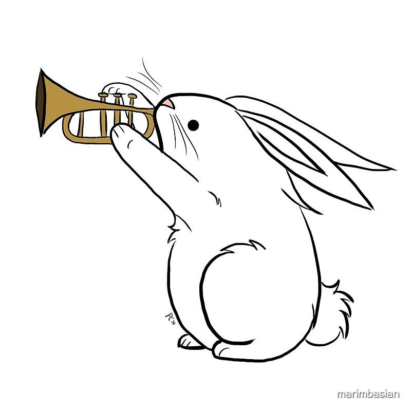 horn bunny