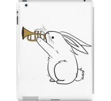 Horn Bunny iPad Case/Skin