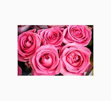 Pink Roses Unisex T-Shirt