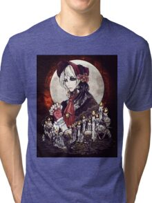 Bloodborne: Doll Tri-blend T-Shirt
