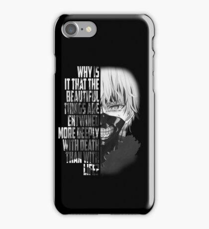 tokyo ghoul ANTEIKU iPhone Case/Skin