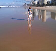 Beautiful Surfers Paradise by MardiGCalero