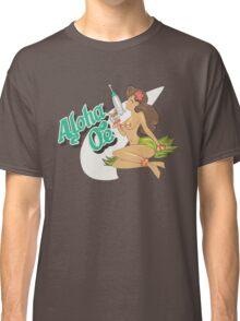Space Dandy ~ Aloha Oe Classic T-Shirt