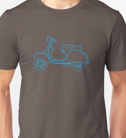 Vespa Lines  Unisex T-Shirt