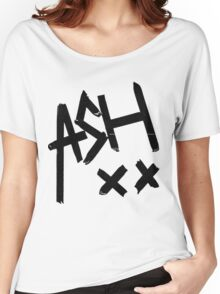 ash- ashton 5sos Women's Relaxed Fit T-Shirt