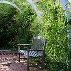 Cupola House Arbor by WeeZie