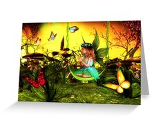 Spring Dawn, Fresh Hope Greeting Card