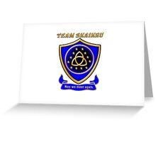 TEAM SKAIKRU Greeting Card