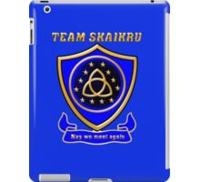 TEAM SKAIKRU iPad Case/Skin