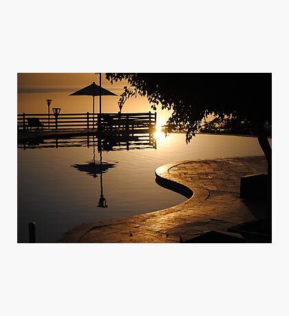 Dead Sea 3, Jordan Photographic Print