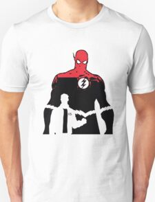 Flash2 x files Unisex T-Shirt