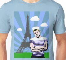 Paris Je T'aime Unisex T-Shirt