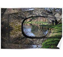 Llangollen Canal Bridge 1, Wales Poster