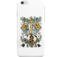 "The Illustrated Alphabet Capital  I  ""Getting personal"" iPhone Case/Skin"