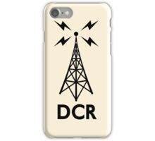 DCR iPhone Case/Skin