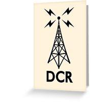 DCR Greeting Card