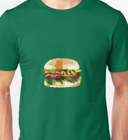 BD HAMBURGER Unisex T-Shirt