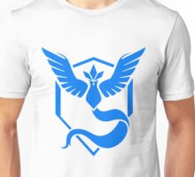 Mystic Pokemon Go Team  Unisex T-Shirt