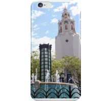 Buena Vista Street iPhone Case/Skin