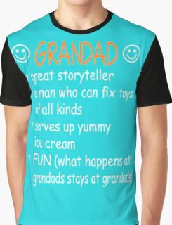 Grandad Graphic T-Shirt