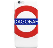 Fandom Tube- DAGOBAH iPhone Case/Skin