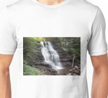 Summer's Perfection At Erie Falls Unisex T-Shirt