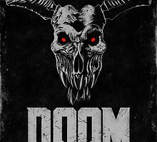 Doom - Icon of Sin V2 by Remus Brailoiu