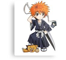 manga bleach Metal Print