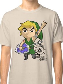 Heroes of Hyrule: Link Classic T-Shirt