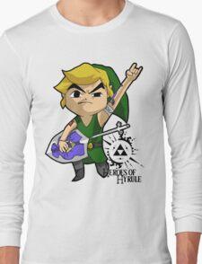 Heroes of Hyrule: Link Long Sleeve T-Shirt