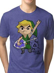 Heroes of Hyrule: Link Tri-blend T-Shirt