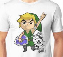 Heroes of Hyrule: Link Unisex T-Shirt