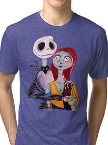 Jack and Sally Tri-blend T-Shirt