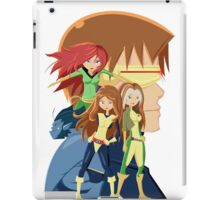 x-men iPad Case/Skin