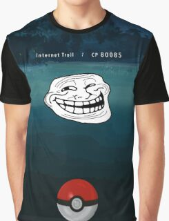 A wild Troll Appeared! Graphic T-Shirt