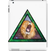 Space Lion iPad Case/Skin
