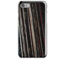 Vinyl - Collection iPhone Case/Skin